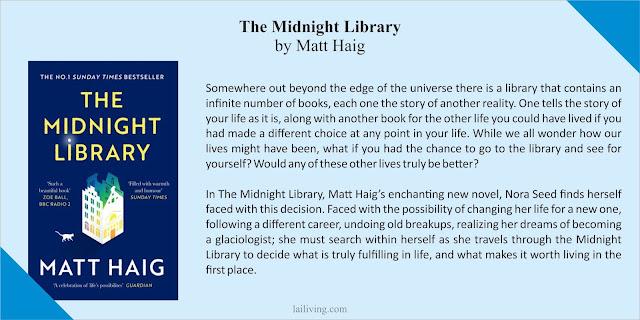 midnight library matt haig
