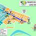 Secretaria de Infraestrutura e Obras divulga mapa de Coleta de Lixo domiciliar do município