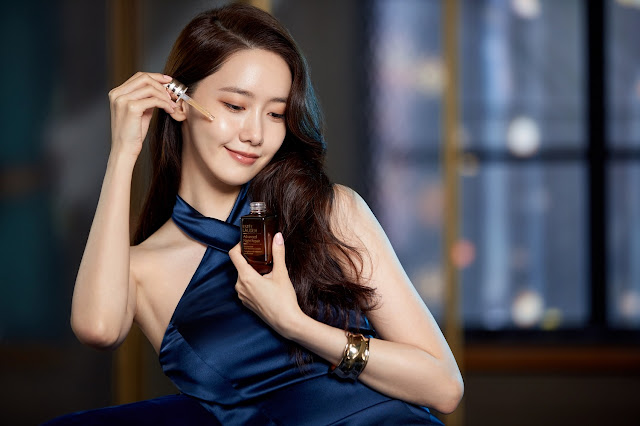 SNSD YoonA for Estee Lauder