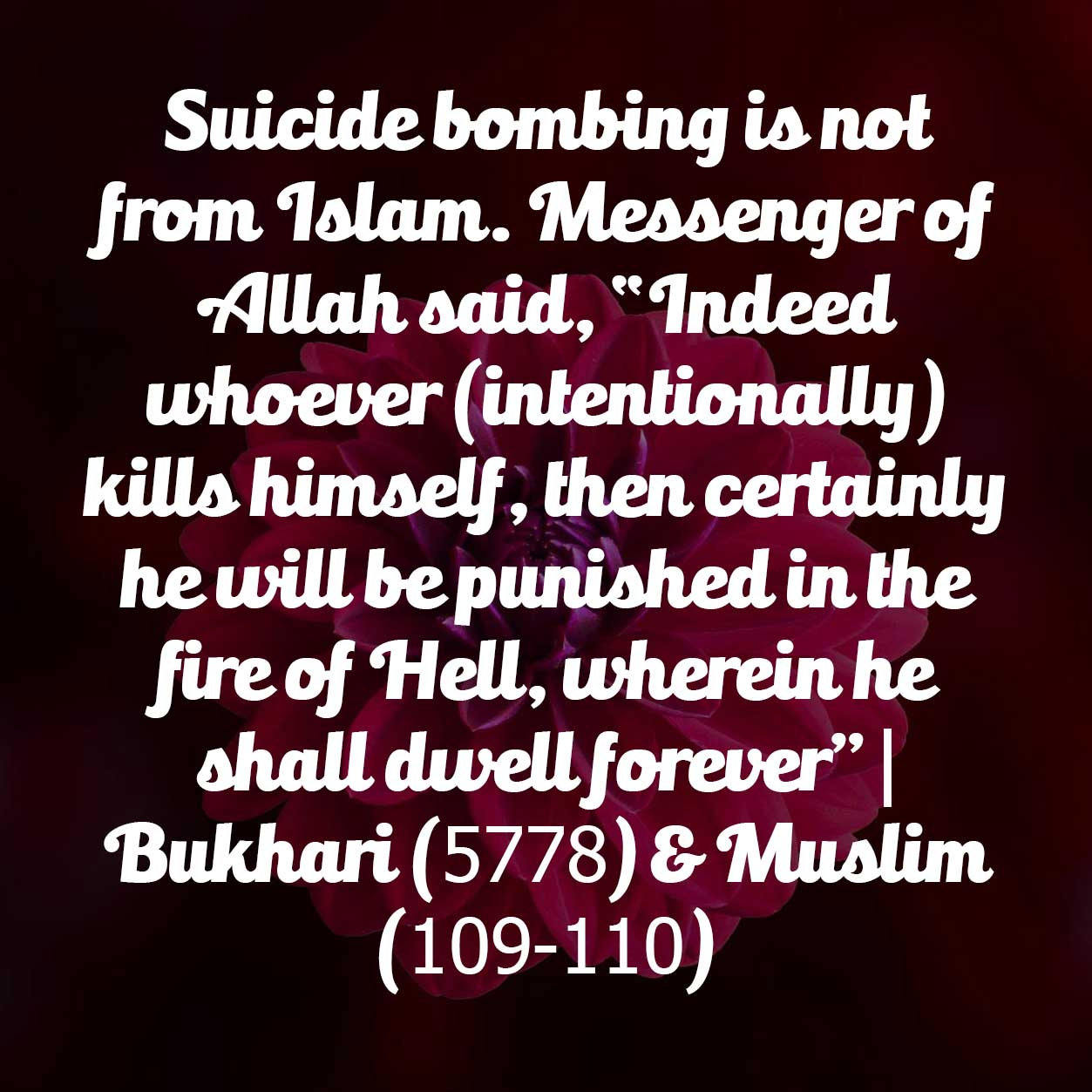 Islam Englisch