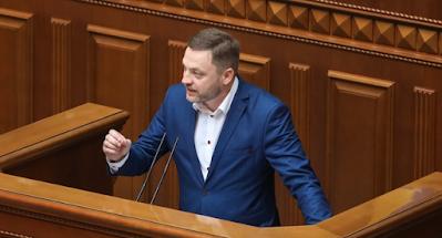 Міністром внутрішніх справ призначено депутата Монастирського