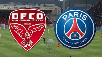 مشاهدة مباراة باريس سان جيرمان وديجون بث مباشر اليوم 1 11 2019 في