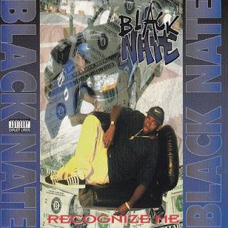Black Nate – Recognize Me (1995) [CD] [FLAC]