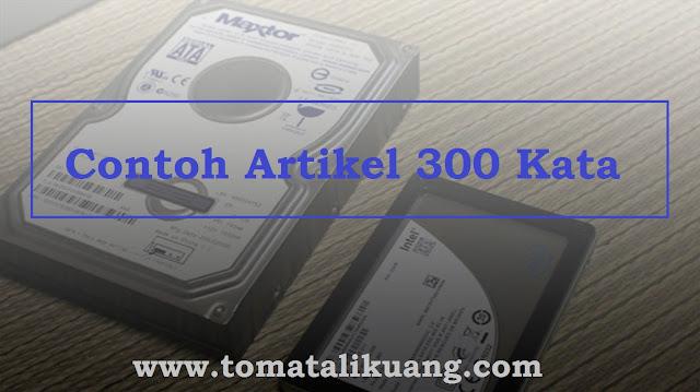 contoh artikel 300 kata tomatalikuang.com