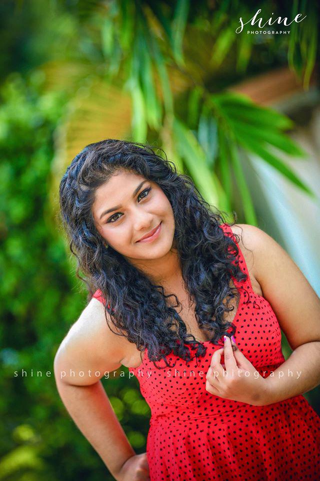 Rookantha's little daughter photos ~ Rivira Blog