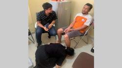 Update! Istri Cium Kaki Suami yang Gorok Selingkuhannya di Prabumulih, Netizen: Nasi Sudah Jadi Lumpur Min.