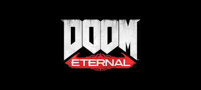 DOOM Eternal Logo - We Know Gamers