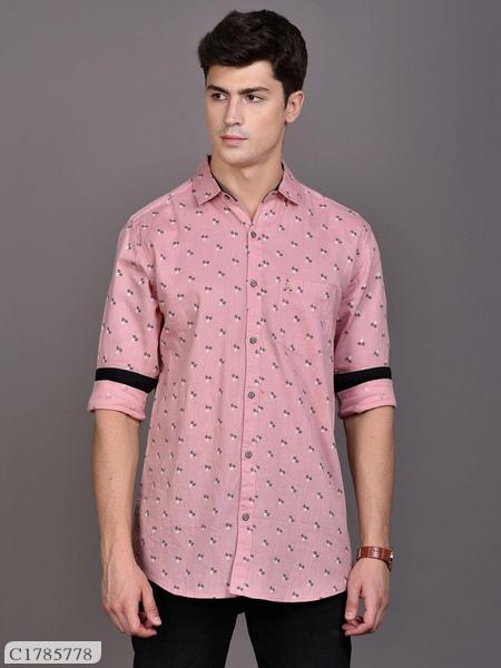 Mens Cotton Printed Shirt Online Shopping | Cotton Shirts For Men | Mens Shirts Online