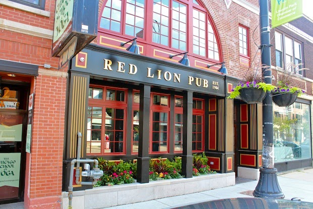 Watering Hole: Red Lion Pub