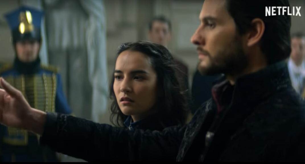'Sombra y hueso', la serie de fantasía de Netflix