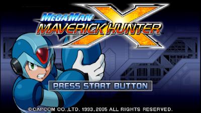 تحميل لعبة Mega Man Maverick Hunter X