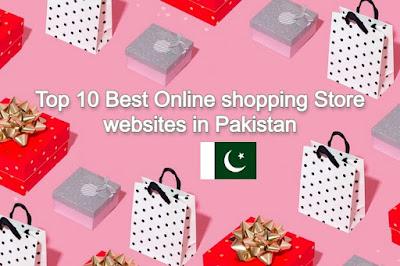 E-commerce websites in Pakistan - Top 10 Best Online shopping Store websites in Pakistan