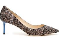 Pantofi cu Toc Glitter Romy 60 Pumps
