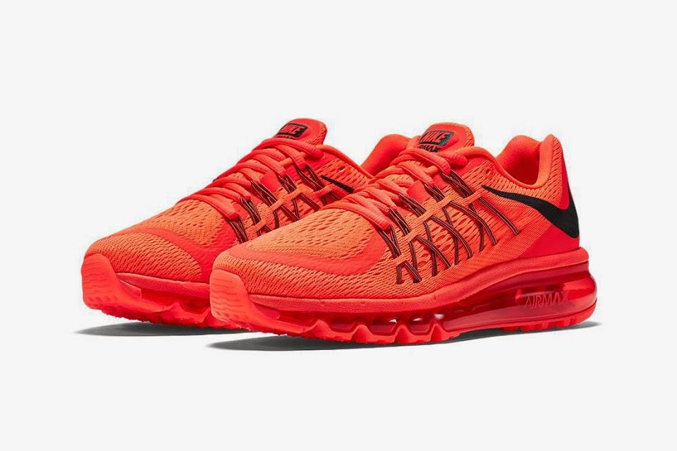 Nike Air Max 360 rojo
