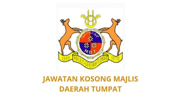 Jawatan Kosong Majlis Daerah Tumpat 2021