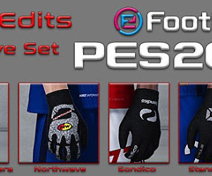 PES 2020 Addon Player Accessories Mod