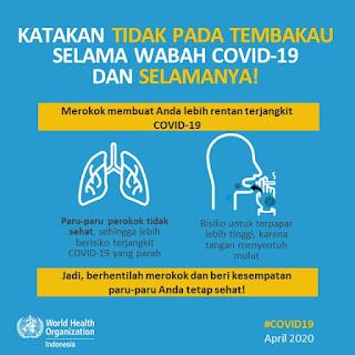 katakan tidak pada rokok