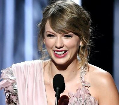 'I'm finding my voice in terms of politics' - Taylor Swift says she will be more vocal on politics leading up to 2020