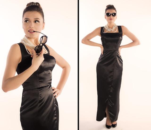 Monica Iozzi e bonequinha de luxo