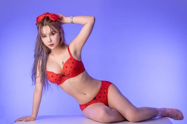 Korea Beautyful Girl Pic No.030    Lee Jina