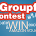 Group Selfie Win Amazon Gift Vouchers