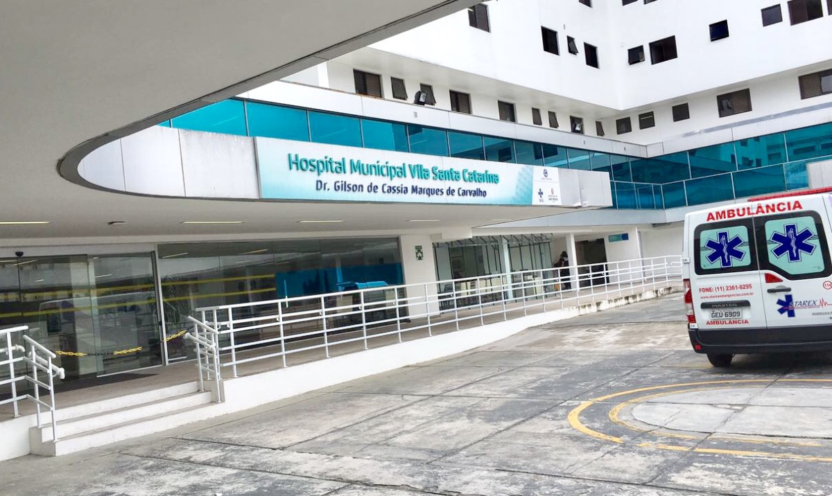 Hospital Municipal de São Paulo Vila Santa Catarina