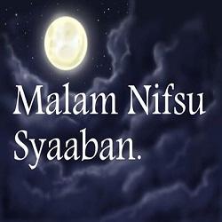 Gambar Nisfu Sya'ban