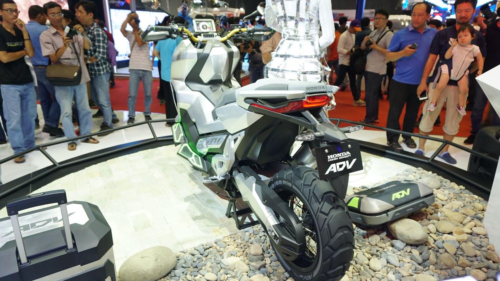 Honda ADV
