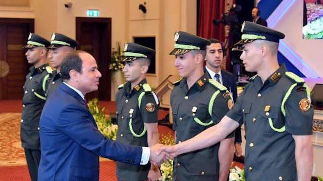 شروط ومواعيد الالتحاق بلكليات العسكرية 2021