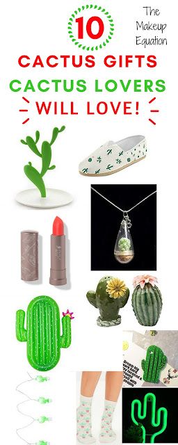 10 Cactus Gifts For Cactus Lovers