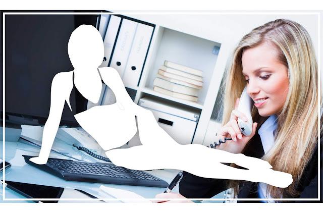 Сложная или легкая работа секретарем