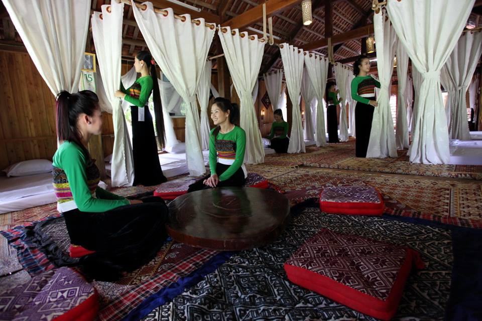 Tour ghép đoàn Mai Châu - Mộc Châu đi từ Hà Nội
