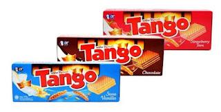 Harga Wafer Tango