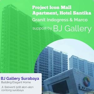 Project Icon Mall Hotel Santika dan Apartment Gresik