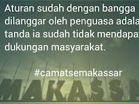 Viral.. ! Video 15 Camat Kota Makassar dan Mantan Gurbenur Sul-Sel SYL  Menodai Nertralitas ASN.