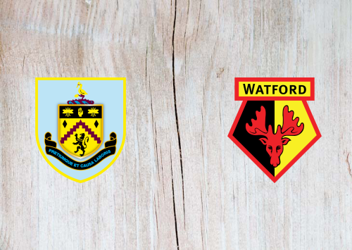 Burnley vs Watford -Highlights 25 June 2020