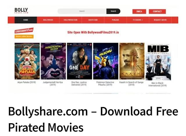 Bollyshare.com 2019 – Download Latest Bollywood Movie [Bollywoodfilma2019.in]
