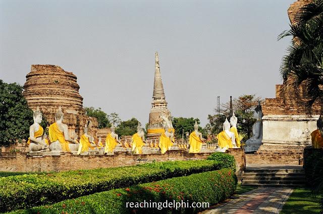 travel alert, Buddha, temple