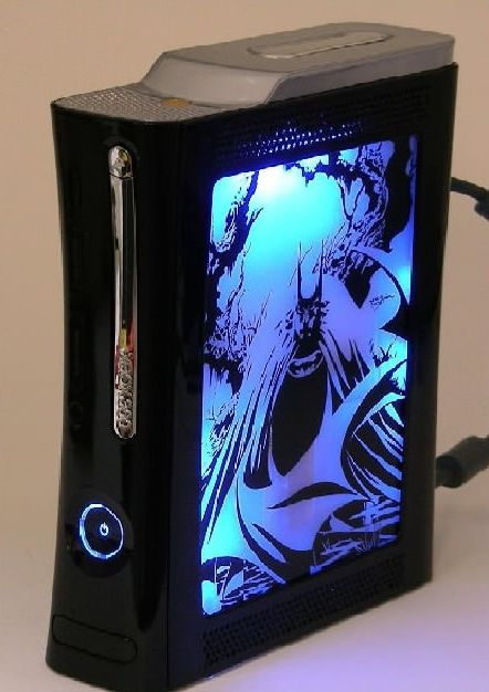 Cool Xbox 360 Mods ~ Damn Cool Pictures