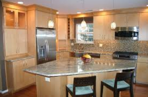 Designs For Small Kitchens Layout