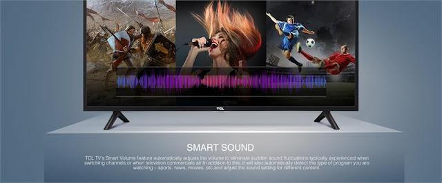 Smart Tivi TCL 4K 55 inch L55P65-UF