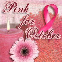 Going Pink For October