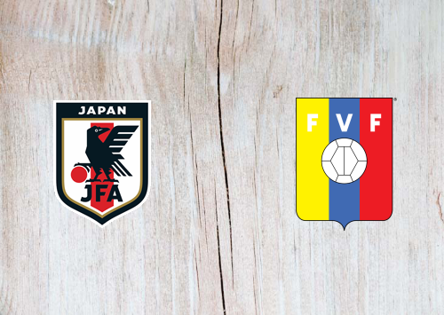 Japan vs Venezuela -Highlights 19 November 2019
