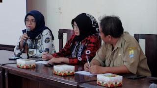 Komisi III DPRD Kota Cirebon Cari Solusi PBI BPJS Kesehatan Di Dinkes Kabupaten Cirebon