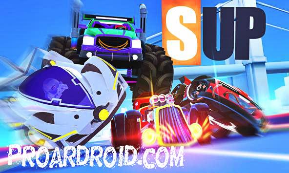 لعبة SUP Multiplayer Racing v1.8.8 مهكرة كاملة للاندرويد (اخر اصدار) logo