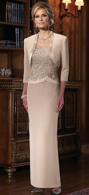 Vestidos de madrina de bodas para señoras
