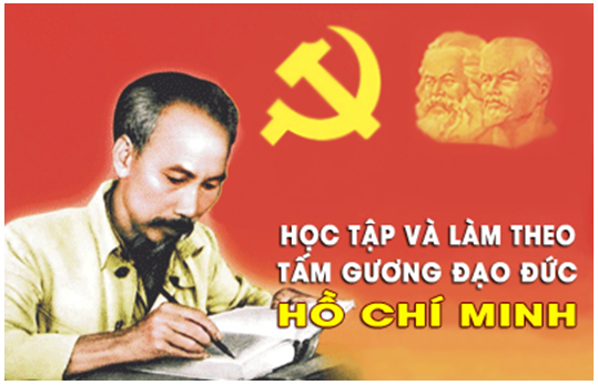Tấm gương và đạo đức Hồ Chí Minh là sự kết tinh những truyền thống tốt đẹp  của dân tộc ta và tinh hoa văn hoá của nhân loại, ...