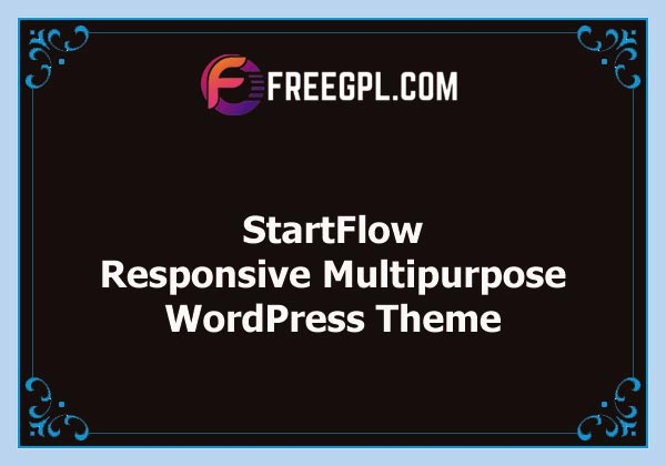 StartFlow | Responsive Multipurpose WordPress Theme Free Download