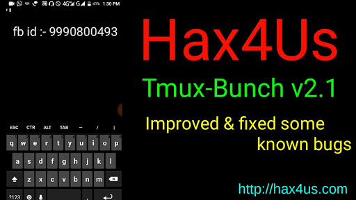 Bind Payload With Any Apk In Android Using Tmux-Bunch | Hax4Us