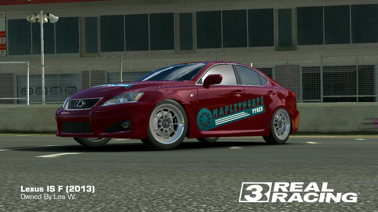 Art dimension real racing 3 ini balapan nyata